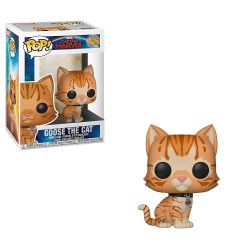 Funko POP! Marvel 426: Captain Marvel (2019) - Goose The Cat