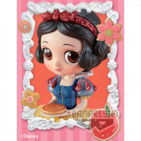 Banpresto Q Posket: Sugirly - Snow White Milky Version