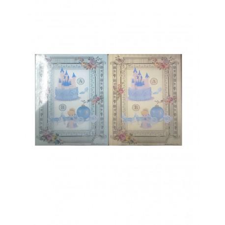 Banpresto Disney Characters: Patisserie Au Sucre - Cinderella - 2pk