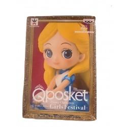 Banpresto Q Posket Petit Disney Characters: Festival Alice in Wonderland