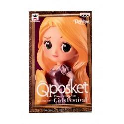Banpresto Q Posket Petit Disney Characters: Festival Rapunzel