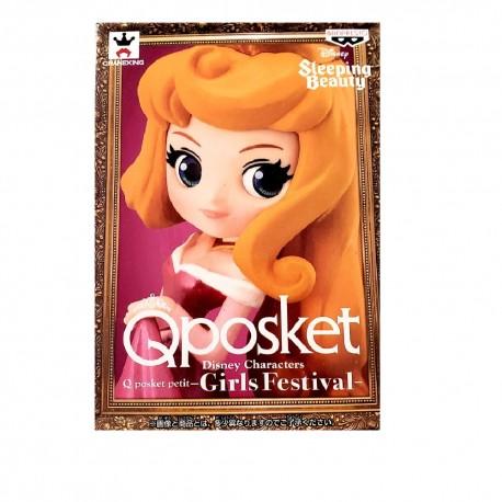 Banpresto Q Posket Petit Disney Characters: Festival Aurora