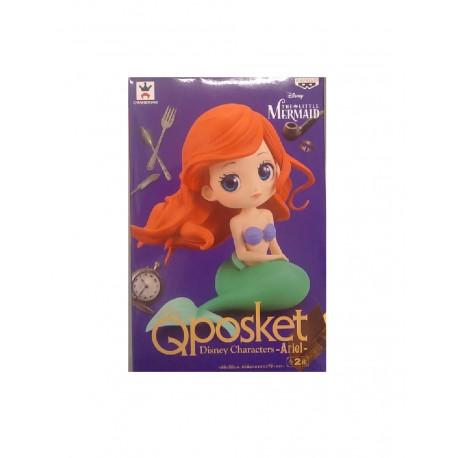 Banpresto Q Posket: Disney Characters - Ariel - Normal Version