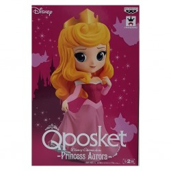 Banpresto Q Posket: Disney Princess Aurora - Pink Dress