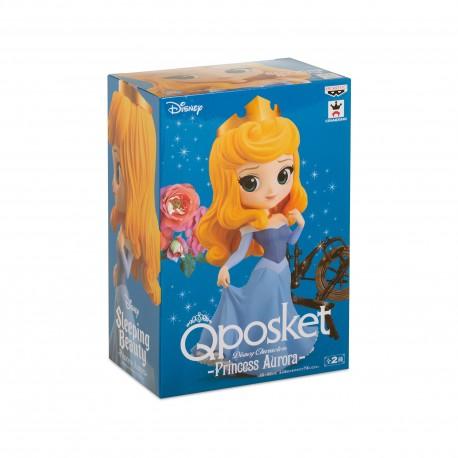 Banpresto Q Posket: Disney Princess Aurora - Blue Dress