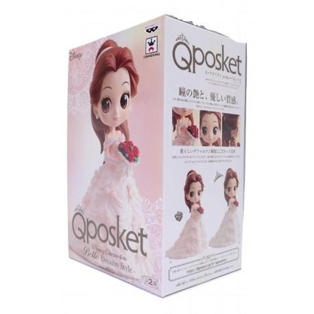 Banpresto Q Posket: Disney - Dreamy Belle - Normal Version