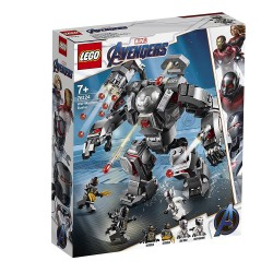 LEGO Marvel Super Heroes 76124 Avengers End Game: War Machine Buster