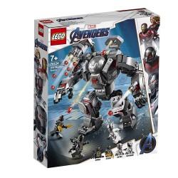 LEGO Marvel Super Heroes 76124 Avengers End Game: War Machine Buster