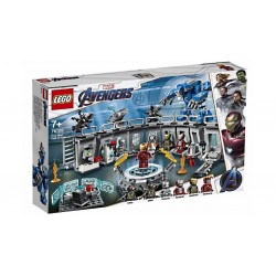 LEGO Marvel Super Heroes 76125 Avengers End Game: Iron Man Hall of Armour