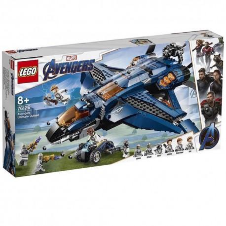 LEGO Marvel Super Heroes 76126 Avengers End Game: Avengers Ultimate Quinjet