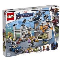 LEGO Marvel Super Heroes 76131 Avengers End Game: Avengers Compound Battle