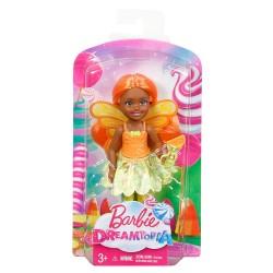 Barbie Dreamtopia Small Fairy Doll Citrus Theme