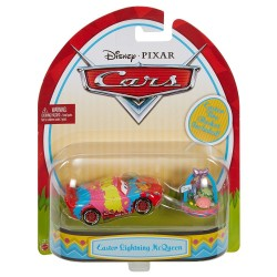 Disney Pixar Cars Easter Lightning McQueen Die-Cast Vehicle