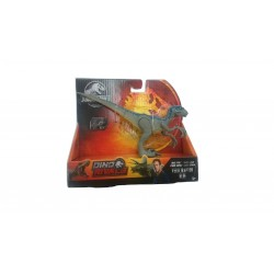 Jurassic World Savage Strike Velociraptor Blue