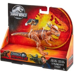 Jurassic World Savage Strike Stygimoloch Stiggy