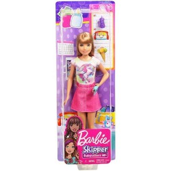 Barbie Skipper Babysitters Doll & Accessories 5