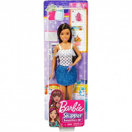 Barbie Skipper Babysitters Doll & Accessories 6