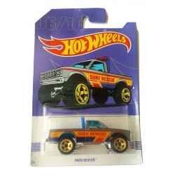 Hot Wheels Walmart Premium Path Beater