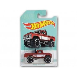 Hot Wheels Walmart Premium '70 Dodge Power Wagon