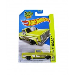 Hot Wheels Walmart Premium '83 Chevy Silverado