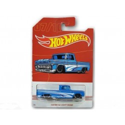Hot Wheels Walmart Premium Custom '62 Chevy Pickup
