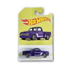 Hot Wheels Walmart Premium Custom '69 Chevy Pickup