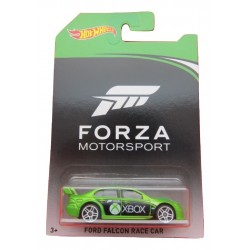 Hot Wheels Forza Racing Ford Falcon Race Car