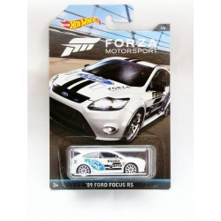 Hot Wheels Forza Racing '09 Ford Focus RS