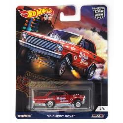 Hot Wheels Car Culture '63 Chevy Nova