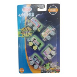 Thomas & Friends Minis Glow-In-The Dark Collectible Toy Train 2
