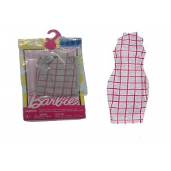 Barbie Fashions - Grey Dress