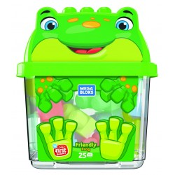 Mega Bloks Friendly Frog