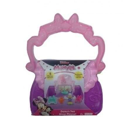 Fisher Price Disney Minnie Mouse - Daisy's Tea Shop Playset