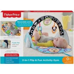 Fisher Price 2-in-1 Flip & Fun Activity Gym
