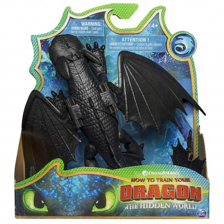 How to Train Your Dragon 3 Basic Dragon - Toothless