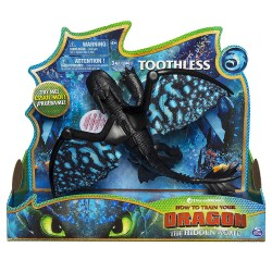 HTTYD 3 Deluxe Dragon - Toothless