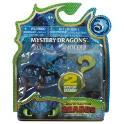 How to Train Your Dragon 3 Mystery Dragons 2 Pack - Toothless