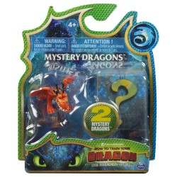 HTTYD 3 Mystery Dragons 2 Pack - Hookfang