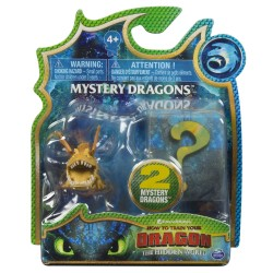 How to Train Your Dragon 3 Mystery Dragons 2 Pack - Meatlug