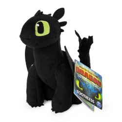 How to Train Your Dragon 3 Premium Plush - Toothless