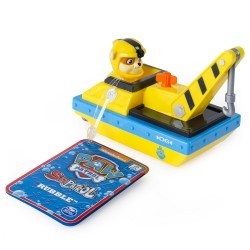 Paw Patrol Bath Paddlin Pup Series 3 - Rubble