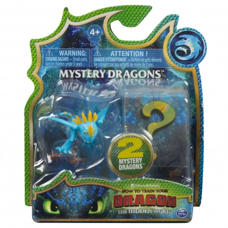 How to Train Your Dragon 3 Mystery Dragons 2 Pack - Stormfly