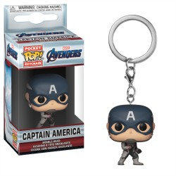 Funko Pocket Pop!Keychain: Marvel - Avengers: End Game - Captain America