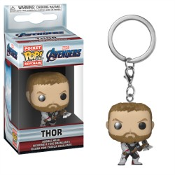 Funko Pocket Pop!Keychain: Marvel - Avengers: End Game - Thor