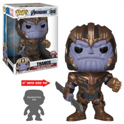"""Funko Pop! Marvel 460: Avengers: End Game - Thanos 10"""" (Exclusive)"""