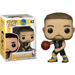 Funko Pop! NBA 43: Warriors - Stephen Curry