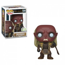 Funko Pop! Movies 636: Lord of The Rings - Grishnakh (Limited Edition)