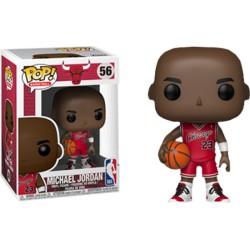 Funko Pop! NBA 56: Bulls - Michael Jordan (Rookie Uniform) (Exclusive)