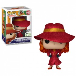 Funko Pop! TV 662: Carmen Sandiego (Limited Edition)