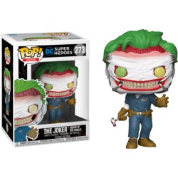 Funko Pop! Heroes 273: Batman - Death of The Family - The Joker (Special Edition)